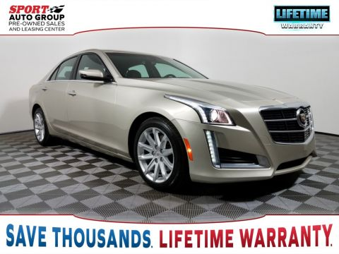 Used Cadillac CTS 2.0L Turbo