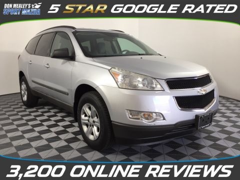 Used Chevrolet Traverse LS