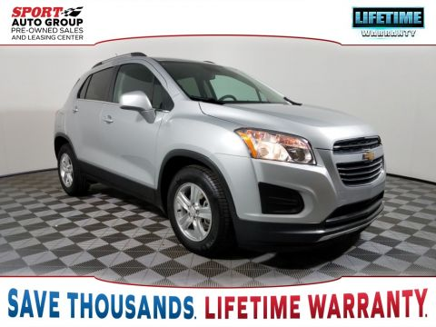 Used Chevrolet Trax 1LT