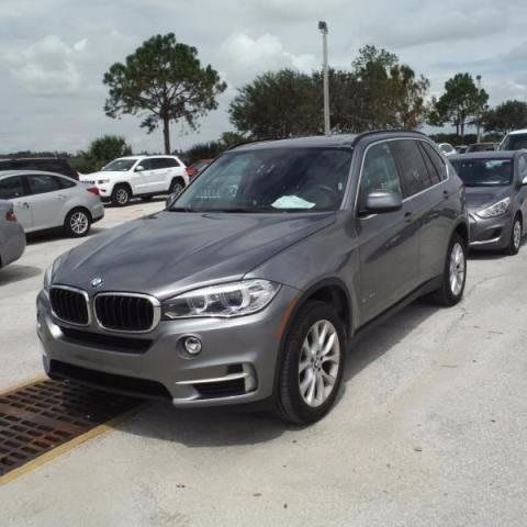 Used BMW X5 sDrive35i
