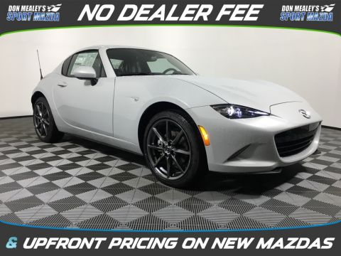 New Mazda Miata RF Grand Touring