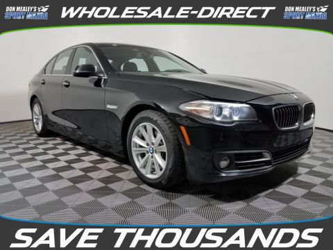 Used BMW 5 Series 528i