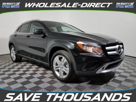 Used Mercedes-Benz GLA 250