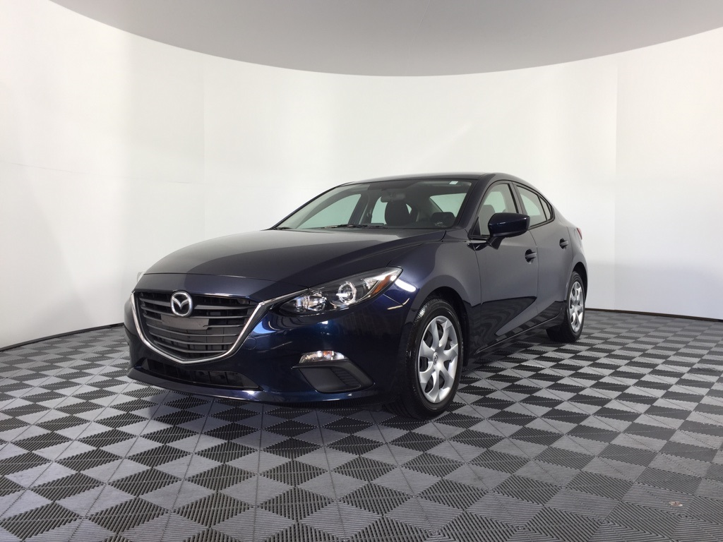 used 2015 mazda mazda3 i sport 4d sedan in orlando #zc208723