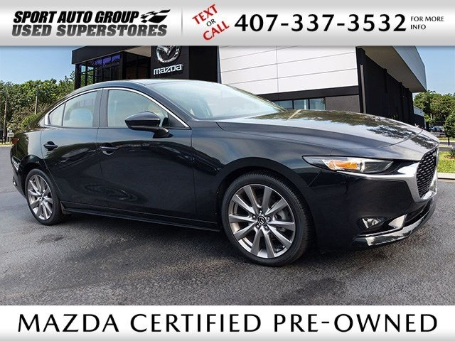 Certified Pre-Owned 2019 Mazda3 Select