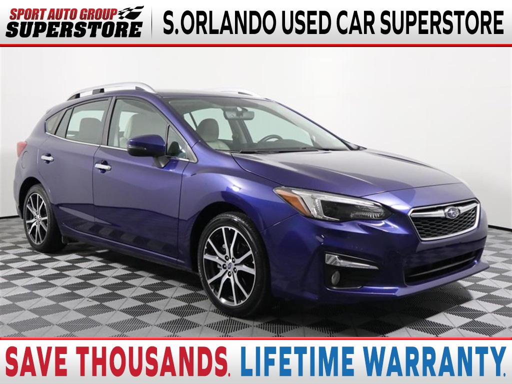 Pre-Owned 2017 Subaru Impreza 2.0i Limited