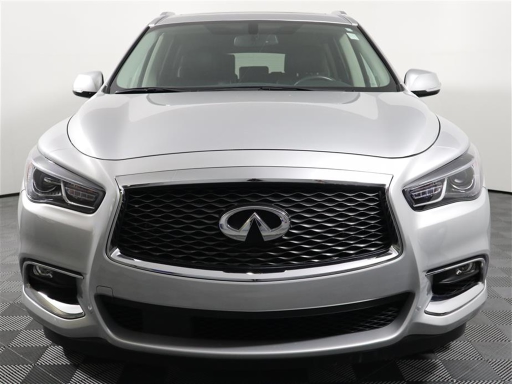 Pre-Owned 2018 INFINITI QX60 Base