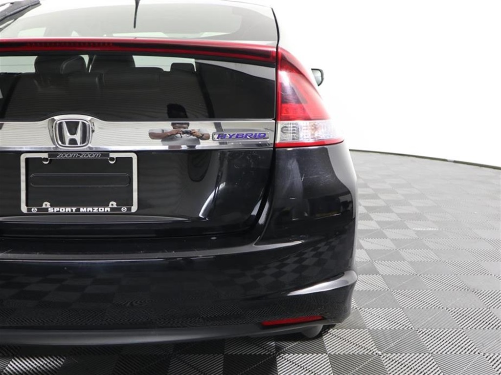 Pre-Owned 2012 Honda Insight EX