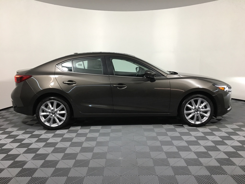 new 2017 mazda mazda3 grand touring 4d sedan in orlando h1100686 sport mazda. Black Bedroom Furniture Sets. Home Design Ideas