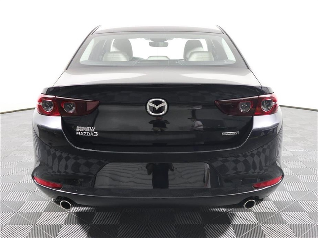 New 2019 Mazda3 Select Base