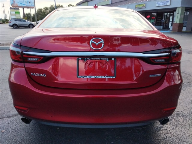 Certified Pre-Owned 2019 Mazda6 Grand Touring