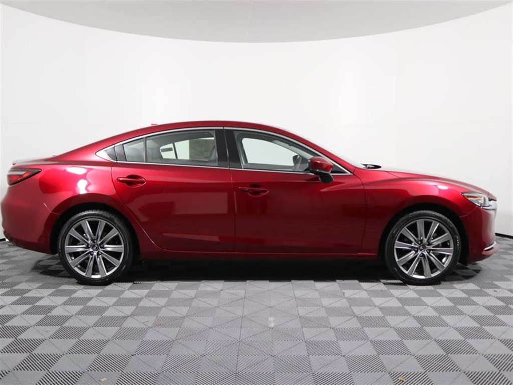 New 2020 Mazda6 Grand Touring Reserve