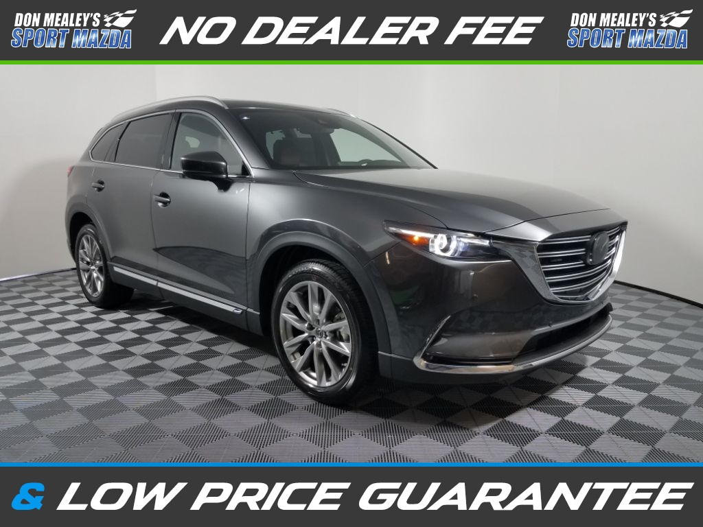 new 2018 mazda cx 9 signature 4d sport utility in orlando. Black Bedroom Furniture Sets. Home Design Ideas