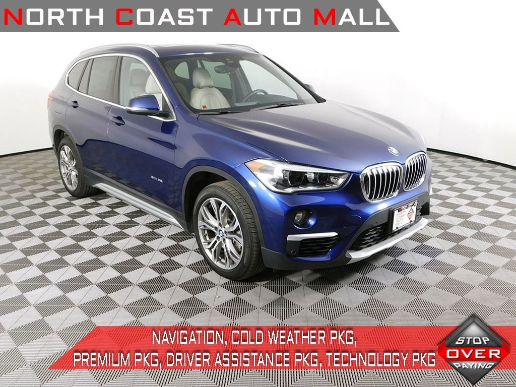Pre Owned 2017 Bmw X1
