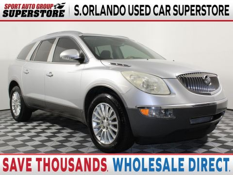 Pre-Owned 2010 Buick Enclave CX
