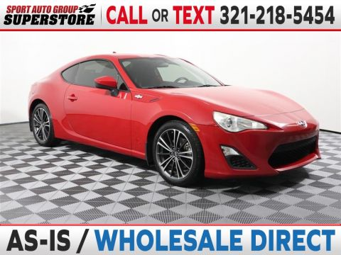 Pre-Owned 2013 Scion FR-S Base