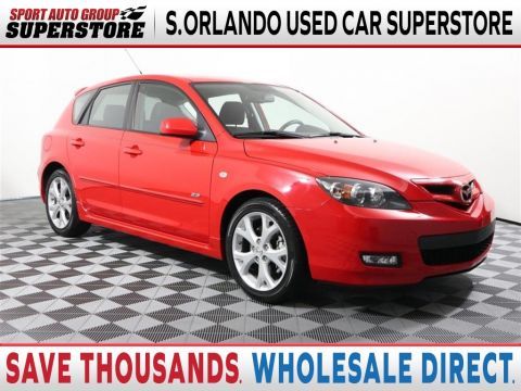Pre-Owned 2007 Mazda3 s Touring