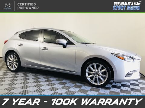 Certified Pre-Owned 2017 Mazda3 Touring 2.5