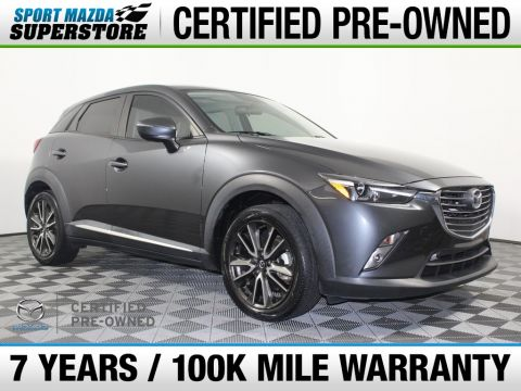 Certified Pre-Owned 2016 Mazda CX-3 Grand Touring
