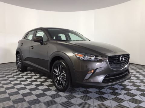 New 2018 Mazda CX-3 Touring