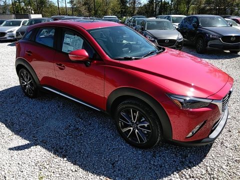 New 2018 Mazda CX-3 Grand Touring