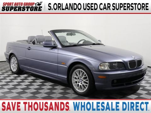 Pre-Owned 2000 BMW 3 Series 323Ci